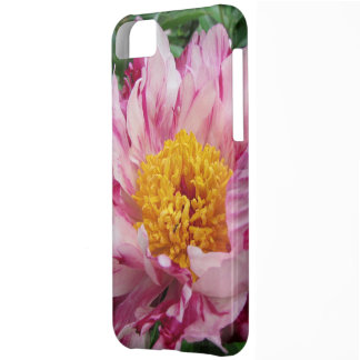 Pink and white peony iPhone case Case For iPhone 5C