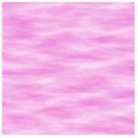 Pink and White Wavy Pattern. Photo Cutouts