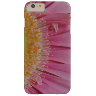 Pink and Yellow Daisy Barely There iPhone 6 Plus Case