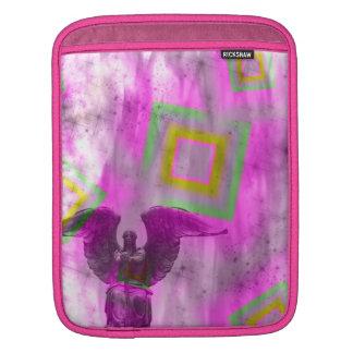 Pink Angel iPAD Sleeve