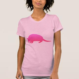 Pink Armadillo T-Shirt