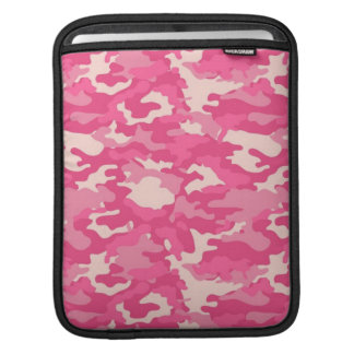 Pink Army Military Camo Camouflage Pattern Texture Sleeve For iPads