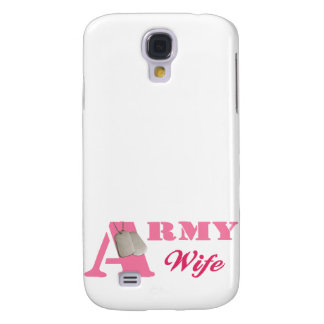 Pink Army Wife IPhone 3 Case