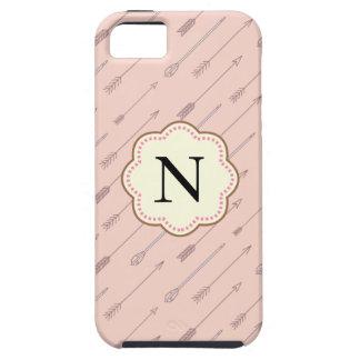 Pink Arrow iPhone SE/5/5s Case