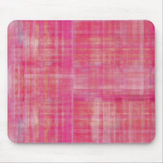 Pink Art Color Painting Mousepad