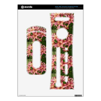Pink Asiatic Lily Xbox 360 Decal