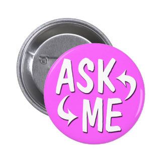 Pink Ask Me Button