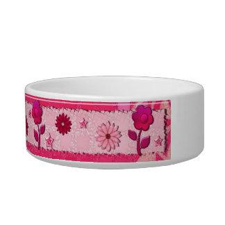 Pink at Play Jeweled Bowl