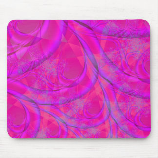Pink Attack Mousepad