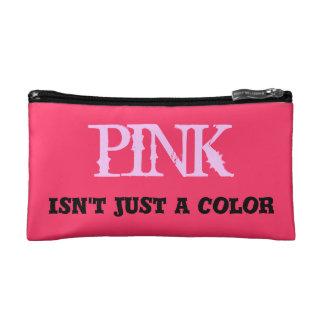PINK attitude awareness purse wristlet