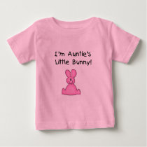 Pink Auntie's Little Bunny T-shirts and Gifts