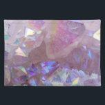 """Pink Aura Crystals Placemat<br><div class=""""desc"""">Pink Aura Crystals</div>"""