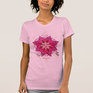 Pink Awareness Ladies Tank (pink)