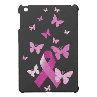 Pink Awareness Ribbon Cover For The iPad Mini