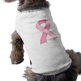 Pink Awareness Ribbon Pet Shirt 0001