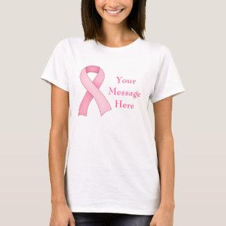 Pink Awareness Ribbon Shirt 0002