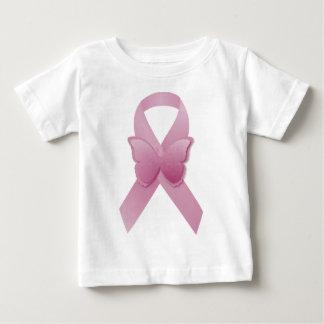 Pink Awareness Ribbon Tee Shirt