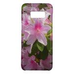 Pink Azalea Bush Spring Flowers Case-Mate Samsung Galaxy S8 Case