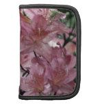Pink Azalea flowers Folio Planners