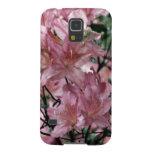 Pink Azalea flowers Galaxy S5 Covers
