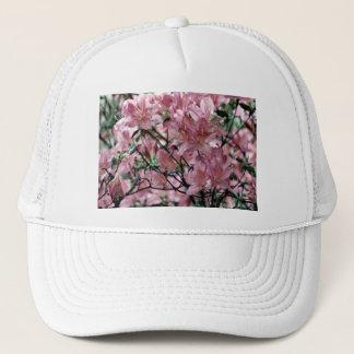 Pink Azalea flowers Trucker Hat