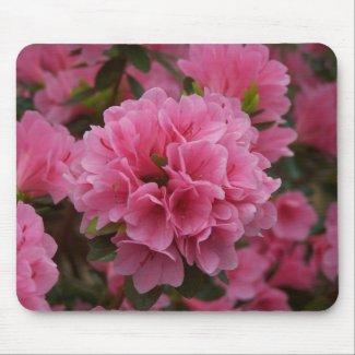 Pink Azalea mousepad