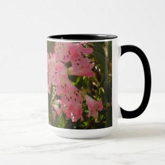 Pink Azalea Mug