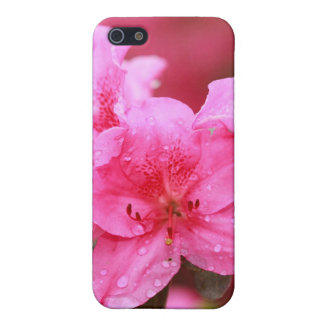 Pink Azaleas Cover For iPhone SE/5/5s