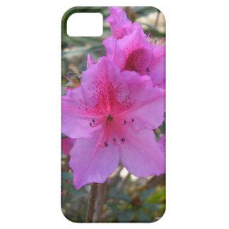Pink Azaleas Flowers iPhone SE/5/5s Case