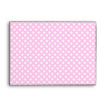 pink baby shower elephant envelope