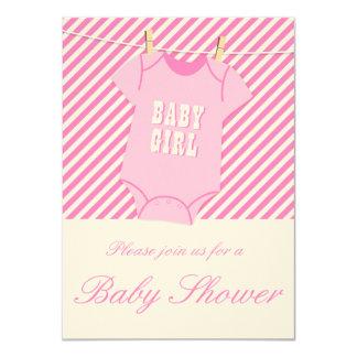 Pink Baby Shower Invite OPT 4