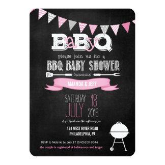 Bbq Baby Shower Invitations Announcements Zazzle