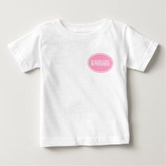 Pink Bachelorette Party in Progress Tees Gifts