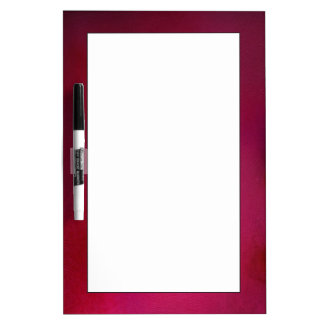 Pink Background Dry Erase Board