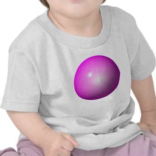 Pink ball shiny graphic design logo background tshirts