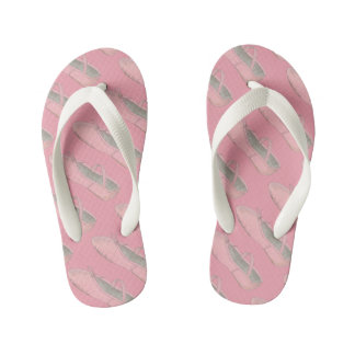 Pink Ballet Shoe Slipper Ballerina Dance Class