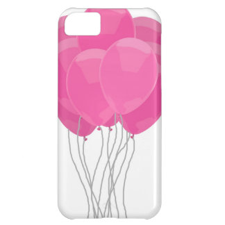 Pink Balloons iPhone 5C Case