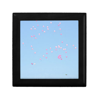 Pink Balloons Jewelry Boxes