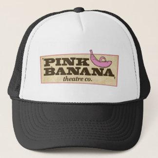 Pink Banana Trucker Hat