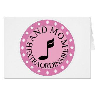 Pink Band Mom Card