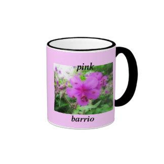 pink barrio Mug