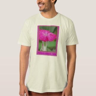 pink barrio shirt - pink flower