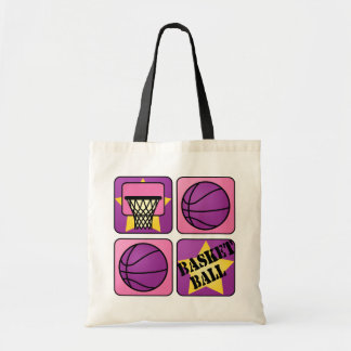 PInk Basketball Bag