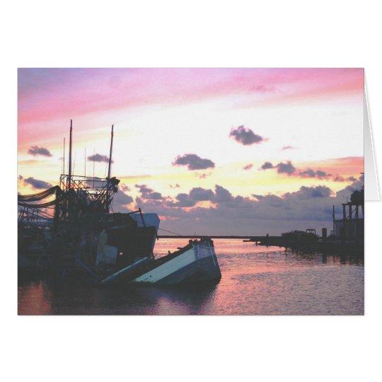 Pink Bayou Card