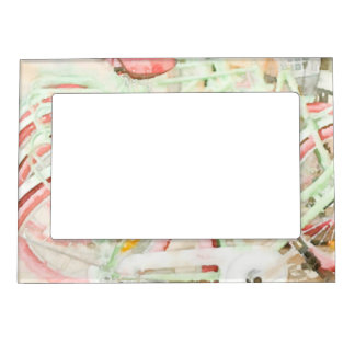 Pink Beach Cruisers Magnetic Frame