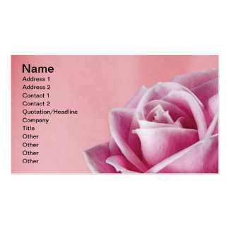 pink_beauty_(14) Double-Sided standard business cards (Pack of 100)
