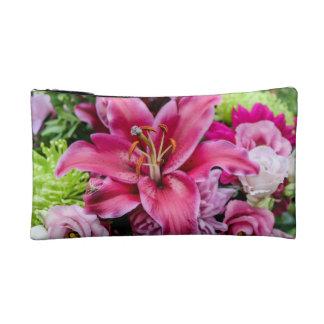 Pink Beauty Makeup Bag