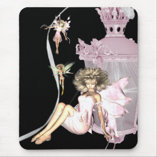 Pink Beauty Mouse Pad