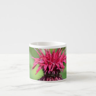 Pink Bee Balm Espresso Cups