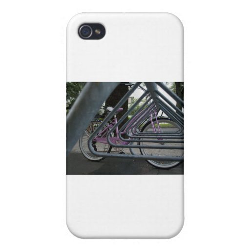 pink bike iPhone 4/4S cover